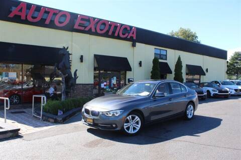 2017 BMW 3 Series for sale at Auto Exotica in Red Bank NJ