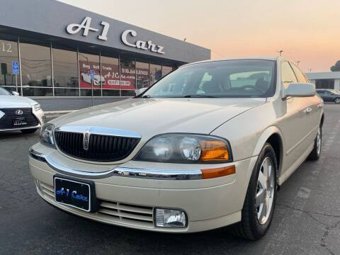 2002 Lincoln LS for sale at A1 Carz, Inc in Sacramento CA