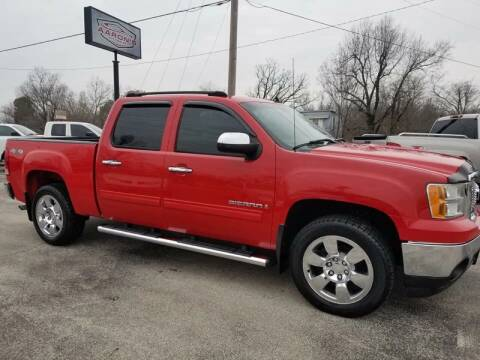 2009 GMC Sierra 1500 for sale at Aaron's Auto Sales in Poplar Bluff MO