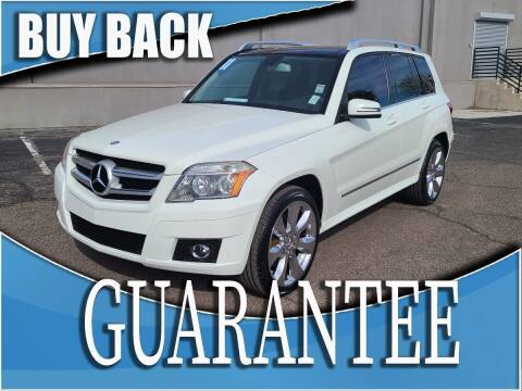 2011 Mercedes-Benz GLK for sale at Reliable Auto Sales in Las Vegas NV
