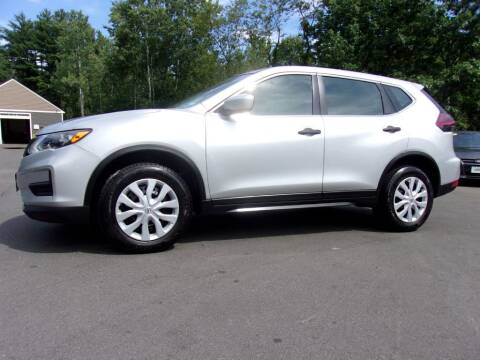 2018 Nissan Rogue for sale at Mark's Discount Truck & Auto Sales in Londonderry NH