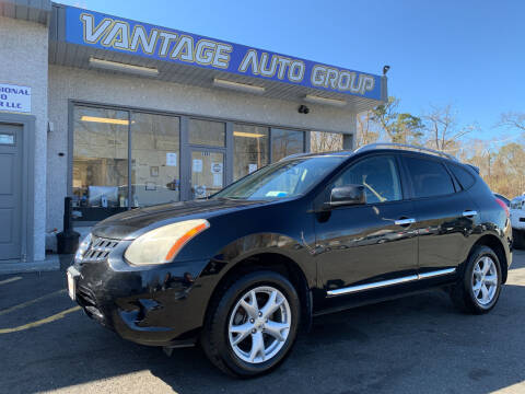 2011 Nissan Rogue for sale at Vantage Auto Group in Brick NJ