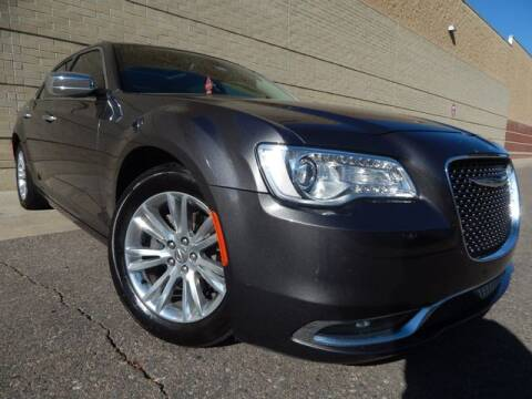 2016 Chrysler 300 for sale at Altitude Auto Sales in Denver CO
