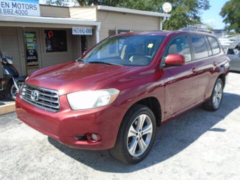 2008 Toyota Highlander for sale at New Gen Motors in Lakeland FL