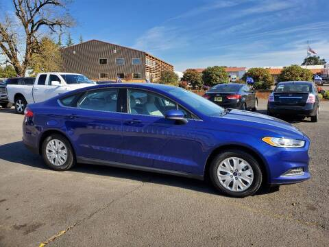 2014 Ford Fusion for sale at McMinnville Auto Sales LLC in Mcminnville OR