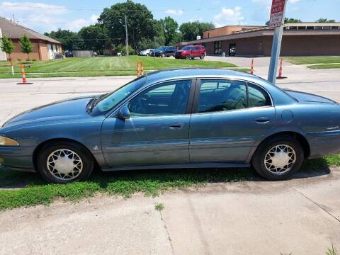 2002 Buick LeSabre for sale at D & D Auto Sales in Topeka KS