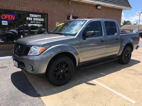 2018 Nissan Frontier for sale at Bankruptcy Car Financing in Norfolk VA
