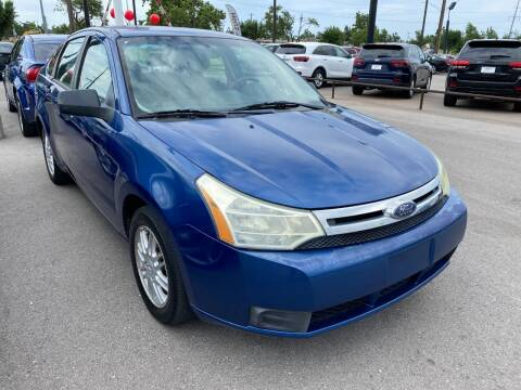2009 Ford Focus for sale at Auto Solutions in Warr Acres OK