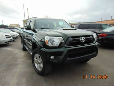 2014 Toyota Tacoma for sale at Avalanche Auto Sales in Denver CO