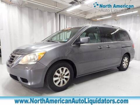 2010 Honda Odyssey for sale at North American Auto Liquidators in Essington PA