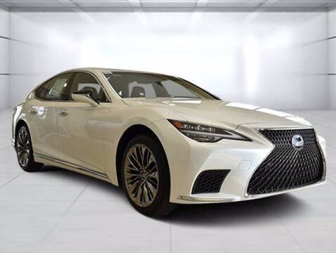 2021 Lexus LS 500 for sale at BOB ROHRMAN FORT WAYNE TOYOTA in Fort Wayne IN