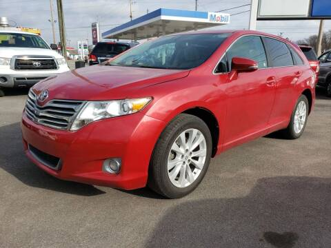 2013 Toyota Venza for sale at Nonstop Motors in Indianapolis IN