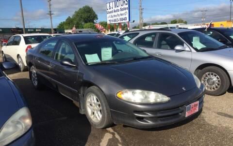 2003 Dodge Intrepid for sale at L & J Motors in Mandan ND