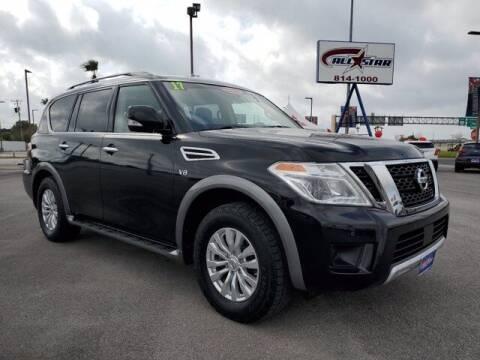 2017 Nissan Armada for sale at All Star Mitsubishi in Corpus Christi TX