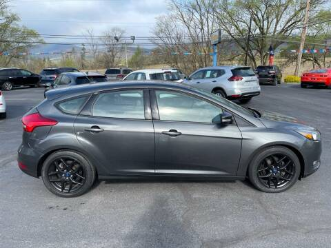 2016 Ford Focus for sale at MAGNUM MOTORS in Reedsville PA