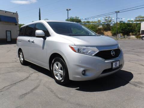2015 Nissan Quest for sale at Platinum Auto Sales in Provo UT