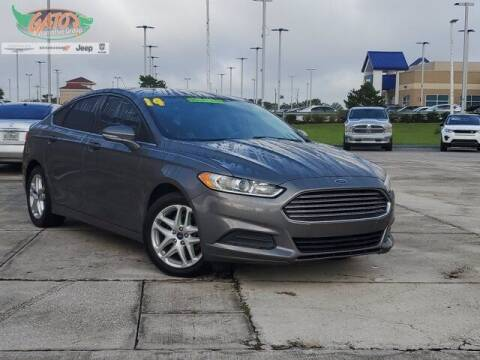 2014 Ford Fusion for sale at GATOR'S IMPORT SUPERSTORE in Melbourne FL