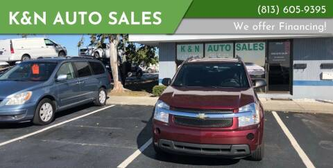 2007 Chevrolet Equinox for sale at K&N Auto Sales in Tampa FL