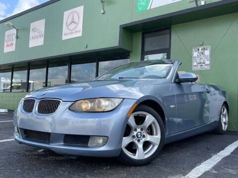 2009 BMW 3 Series for sale at KARZILLA MOTORS in Oakland Park FL