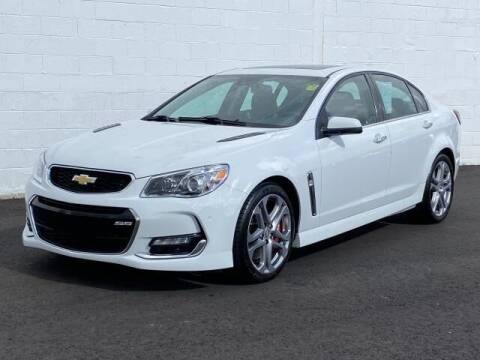 2017 Chevrolet SS for sale at TEAM ONE CHEVROLET BUICK GMC in Charlotte MI