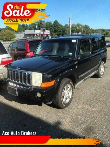2006 Jeep Commander for sale at Ace Auto Brokers in Charlotte NC
