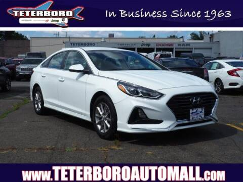 2019 Hyundai Sonata for sale at TETERBORO CHRYSLER JEEP in Little Ferry NJ