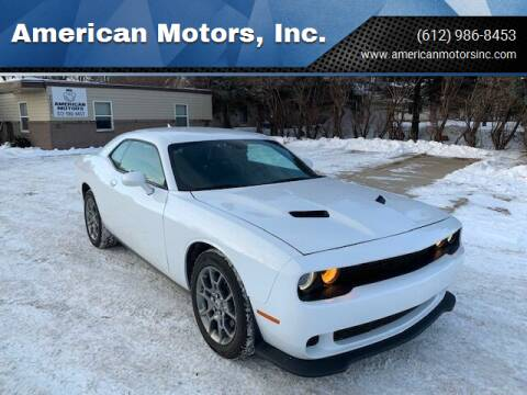 2017 Dodge Challenger for sale at American Motors, Inc. in Farmington MN