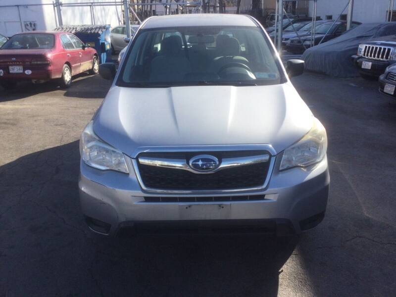 2014 Subaru Forester for sale at Olsi Auto Sales in Worcester MA