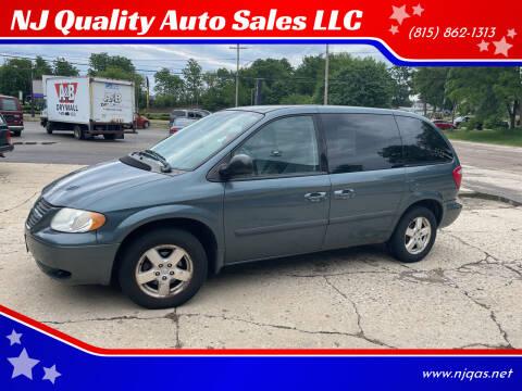 2006 Dodge Caravan for sale at NJ Quality Auto Sales LLC in Richmond IL