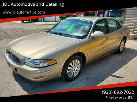 2005 Buick LeSabre for sale at JDL Automotive and Detailing in Plymouth WI