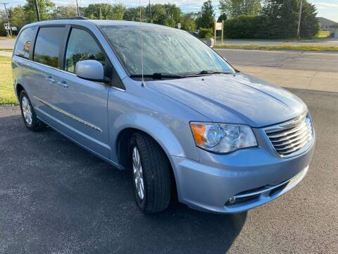 2013 Chrysler Town and Country for sale at Wyss Auto in Oak Creek WI