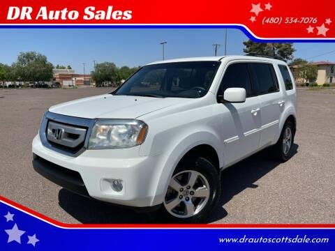 2010 Honda Pilot for sale at DR Auto Sales in Scottsdale AZ