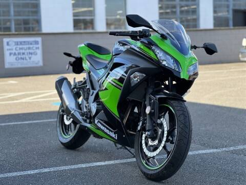 2016 Kawasaki Ninja for sale at Friesen Motorsports in Tacoma WA