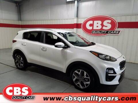 2020 Kia Sportage for sale at CBS Quality Cars in Durham NC