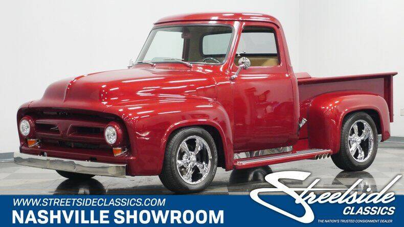 Used 1953 Ford F 100 For Sale Carsforsale Com
