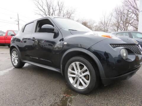 2011 Nissan JUKE for sale at US Auto in Pennsauken NJ