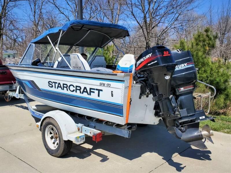 1992 Starcraft Superfisherman  - Ankeny IA
