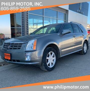2004 Cadillac SRX for sale at Philip Motor Inc in Philip SD