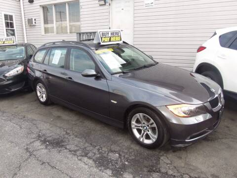 2008 BMW 3 Series for sale at Fulmer Auto Cycle Sales - Fulmer Auto Sales in Easton PA