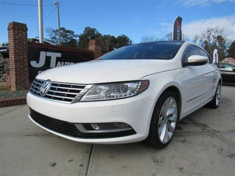2013 Volkswagen CC for sale at J T Auto Group in Sanford NC