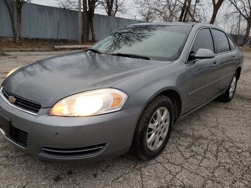 2007 Chevrolet Impala for sale at Flex Auto Sales in Cleveland OH