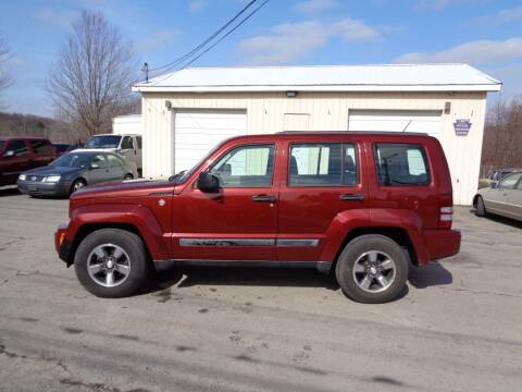 2008 Jeep Liberty for sale at On The Road Again Auto Sales in Lake Ariel PA