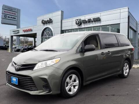 2020 Toyota Sienna for sale at Ron's Automotive in Manchester MD