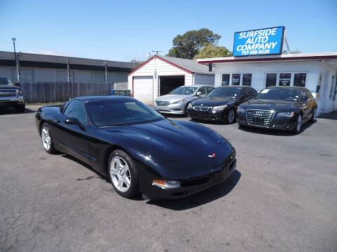1997 Chevrolet Corvette for sale at Surfside Auto Company in Norfolk VA