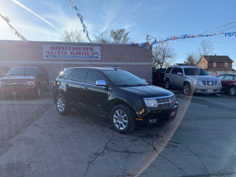 2008 Lincoln MKX for sale at Brothers Auto Group in Youngstown OH