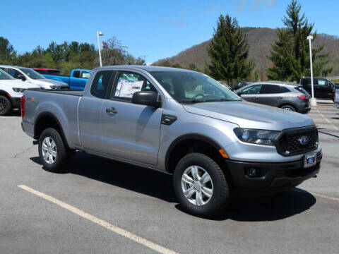 2021 Ford Ranger for sale at Ken Wilson Ford in Canton NC