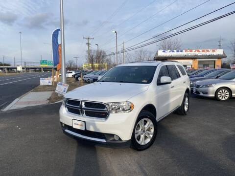 2013 Dodge Durango for sale at CARMART Of New Castle in New Castle DE