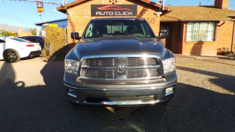 2012 RAM Ram Pickup 1500 for sale at Auto Click in Tucson AZ