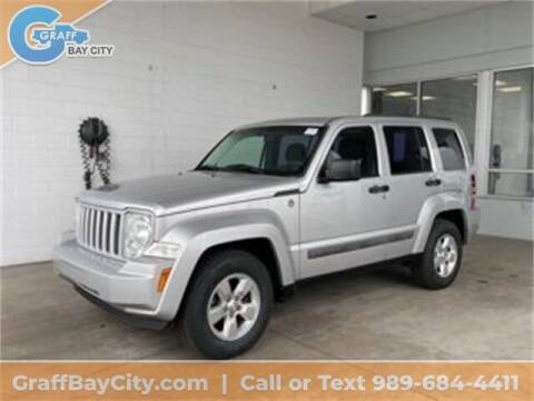 2010 Jeep Liberty for sale at GRAFF CHEVROLET BAY CITY in Bay City MI