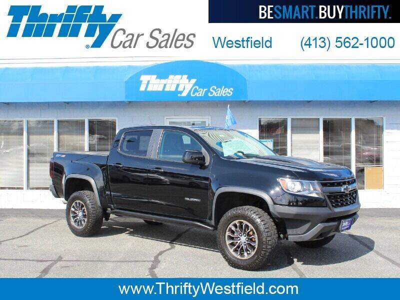 2017 Chevrolet Colorado for sale at Thrifty Car Sales Westfield in Westfield MA